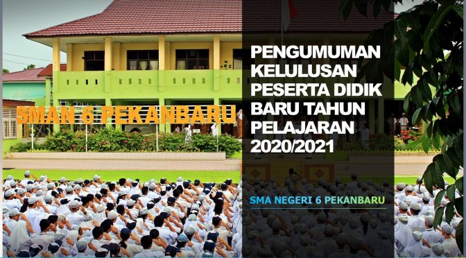 Kelulusan PPDB T.P 2020/2021