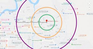 SMA Negeri 6 Pekanbaru - Google Maps 2 KM