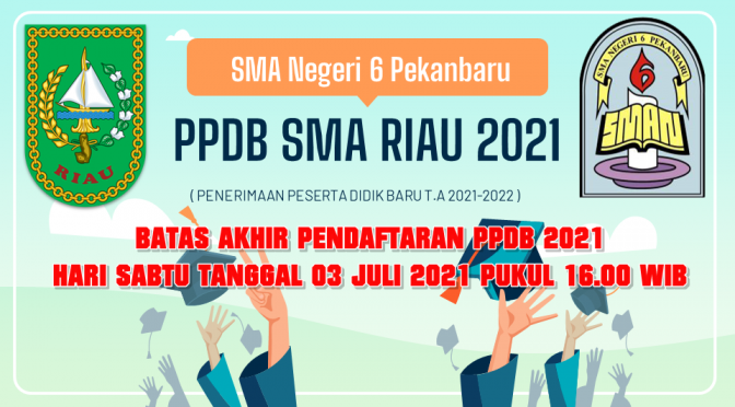 Batas Akhir Pendaftaran PPDB 2021