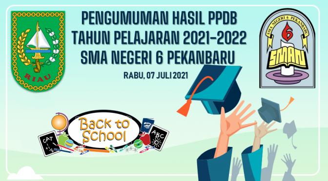 Pengumuman PPDB 2021